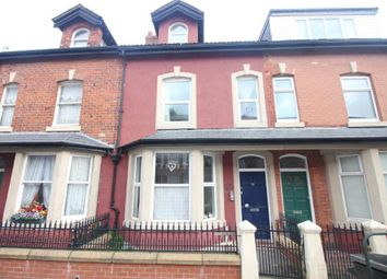 Thumbnail 1 bed flat for sale in Windsor Terrace, Fleetwood, Lancashire
