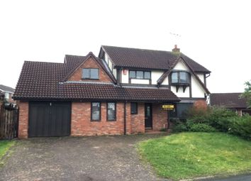 Thumbnail 4 bed detached house for sale in Augustine Close, Stone