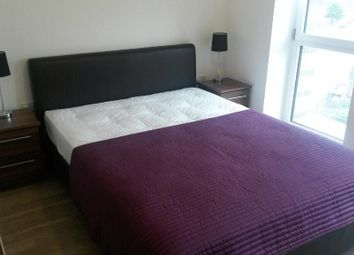 Thumbnail 1 bed flat to rent in Ivy Point, 5 Hannaford Walk, London