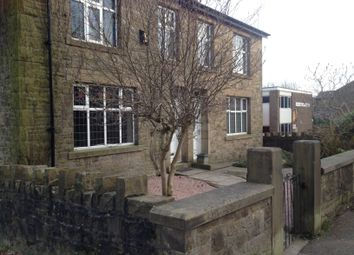 Thumbnail 4 bed semi-detached house to rent in Low Leighton Road, High Peak