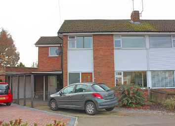 4 bed semi-detached house for sale in Wicken Rise, Wigston LE18