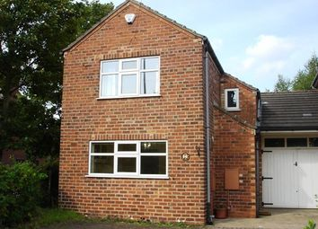 Thumbnail 2 bed detached house to rent in Skellingthorpe Road, Lincoln
