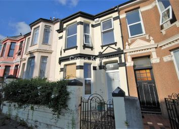 3 bed terraced house for sale in Faringdon Road, Plymouth PL4