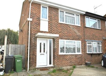 Thumbnail 3 bed end terrace house to rent in Warwick Close, Braintree, Essex