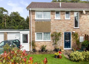 Thumbnail 3 bed semi-detached house for sale in Higher Woodside, St. Austell, Cornwall