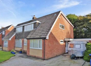Thumbnail 4 bed semi-detached house for sale in The Hall Coppice, Egerton, Bolton