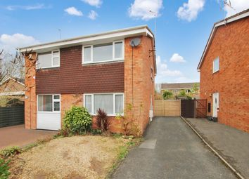 Thumbnail 2 bed semi-detached house to rent in Donnington Close, Redditch
