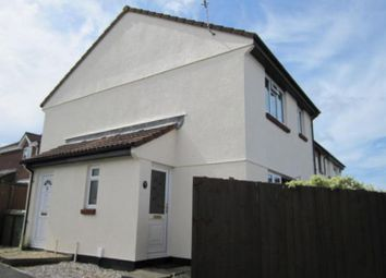 Thumbnail 1 bedroom end terrace house to rent in Buddle Close, Staddiscombe, Plymouth, Devon