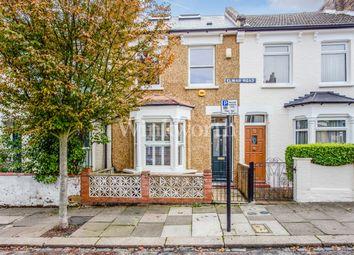 Thumbnail 3 bedroom terraced house for sale in Elmar Road, Seven Sisters, London