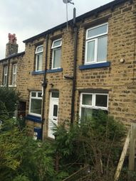 Thumbnail 3 bedroom terraced house to rent in Hawthorne Terrace, Crosland Moor, Huddersfield