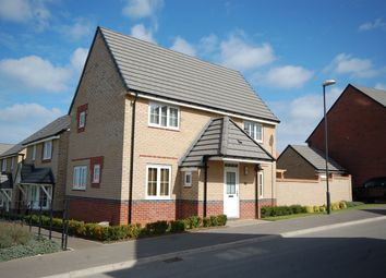 Thumbnail 3 bed detached house for sale in Nightingale Drive, Whitby