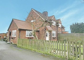Thumbnail 4 bedroom semi-detached house for sale in Channel Road, Sunk Island, Hull