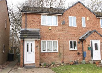 Thumbnail 2 bed town house for sale in Wayside Court, Brimington, Chesterfield