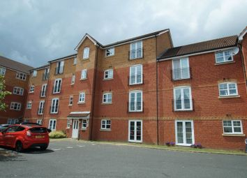 Thumbnail 2 bed flat for sale in Design Close, Bromsgrove