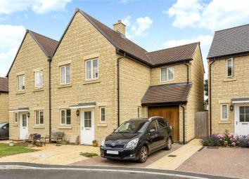 3 bed semi-detached house for sale in Vosper Croft, Minchinhampton, Stroud, Gloucestershire GL6