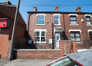 Thumbnail 3 bed end terrace house for sale in High Street, Carcroft, Doncaster