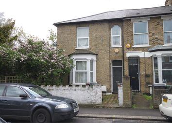 Thumbnail 3 bed end terrace house to rent in Barclay Road, Walthamstow, London