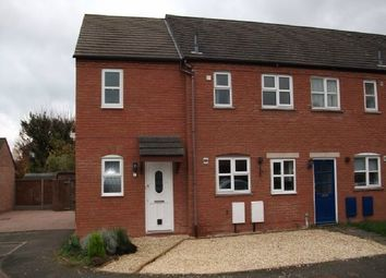 Thumbnail 4 bed end terrace house to rent in Glastonbury Close, Belmont, Hereford