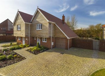 Thumbnail 3 bed semi-detached house for sale in Kilndown Place, Stelling Minnis, Canterbury