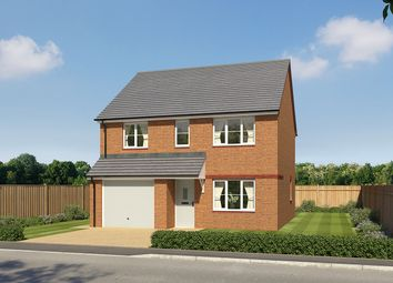 """Thumbnail 4 bed detached house for sale in """"Chestnut"""" at Mosley Common Road, Tyldesley, Manchester"""