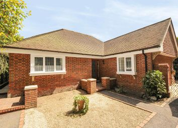 Thumbnail 4 bed detached bungalow to rent in Thorpe, Surrey