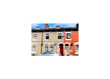 Thumbnail 1 bed flat to rent in St. Pauls Road, Northampton