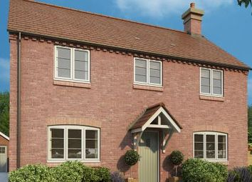 Thumbnail 3 bed detached house for sale in Burcote Road, Wood Burcote, Towcester