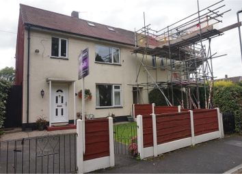 Thumbnail 4 bed semi-detached house for sale in Ackworth Drive, Manchester