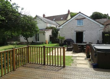 Thumbnail 4 bed semi-detached house for sale in Station Road, Sandford, Winscombe
