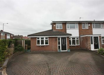 Thumbnail 3 bedroom semi-detached house for sale in Dewhurst Road, Harwood, Bolton