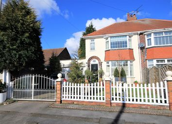 Thumbnail 2 bed semi-detached house for sale in Raleigh Road, Mansfield