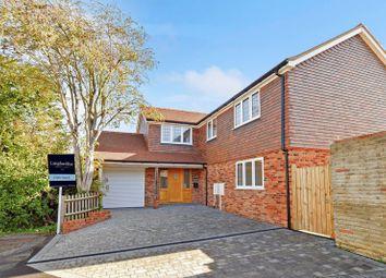 Thumbnail 4 bed detached house for sale in Bond Close, Knockholt Village, Sevenoaks
