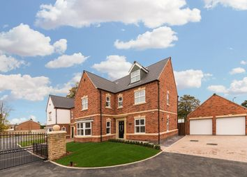Thumbnail 5 bedroom detached house for sale in Nottingham