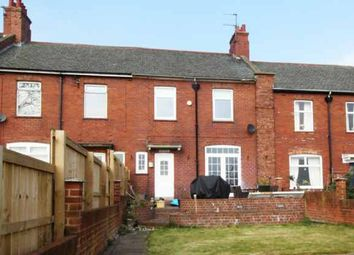 Thumbnail 4 bed terraced house for sale in Plunkett Terrace, Chester Le Street, Durham