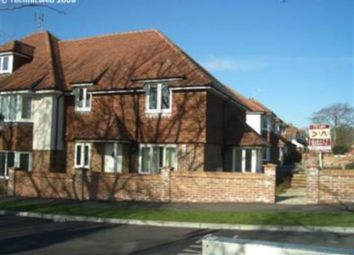 Thumbnail 2 bed maisonette to rent in Randalls Road, Leatherhead