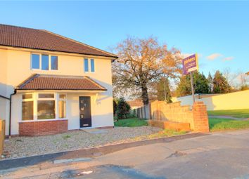 Thumbnail 3 bed detached house for sale in Foxhays Road, Whitley Wood, Reading, Berkshire