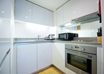Thumbnail 3 bed flat to rent in Tennyson Road, London
