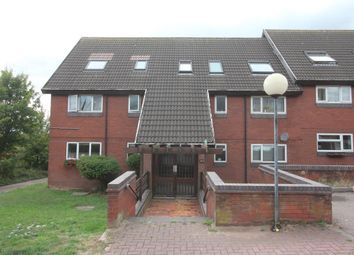 Thumbnail 1 bed flat to rent in Clifton Court, Hinckley