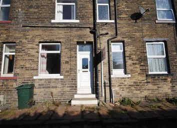 Thumbnail 1 bed terraced house to rent in Jester Place, Queensbury, Bradford