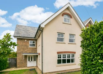 Thumbnail 5 bed detached house to rent in Springfield Road, Windsor, Berkshire
