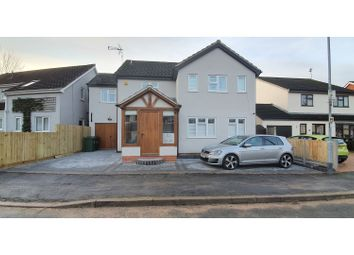 Thumbnail 4 bed detached house for sale in Northage Close, Loughborough