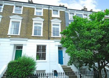 Thumbnail 4 bed flat to rent in Burnley Road, London