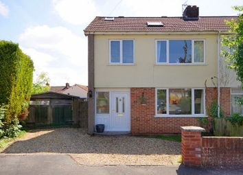 Thumbnail 4 bed semi-detached house for sale in 5 Hillside Close, Frampton Cotterell, Bristol