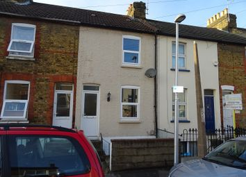Thumbnail 2 bed terraced house to rent in King Street, Gillingham, Kent.