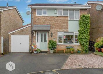Thumbnail 3 bed detached house for sale in Lower Marlands, Bromley Cross, Bolton, Lancashire