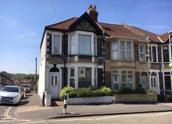 Thumbnail 3 bedroom end terrace house for sale in Wick Road, Brislington, Bristol