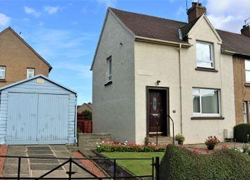 Thumbnail 2 bed semi-detached house for sale in Harperdean Terrace, Haddington