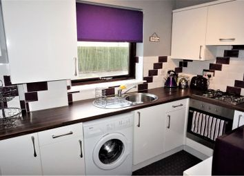 Thumbnail 1 bed flat for sale in Larkin Gardens, Paisley