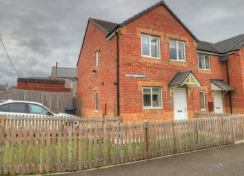 Thumbnail 3 bed semi-detached house for sale in Oswald Close, Boldon Colliery