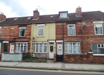 3 bed terraced house for sale in Gordon Street, Gainsborough DN21